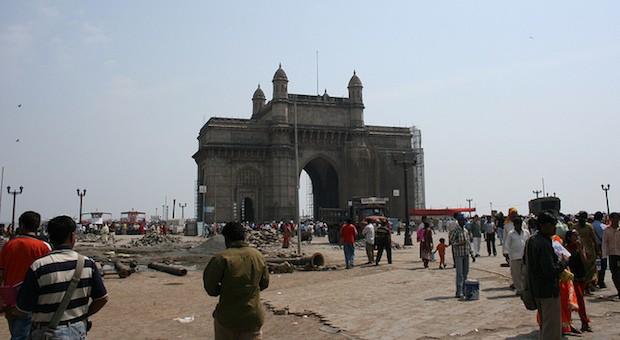 Das Gateway of India: Mumbais berühmtestes Wahrzeichen.