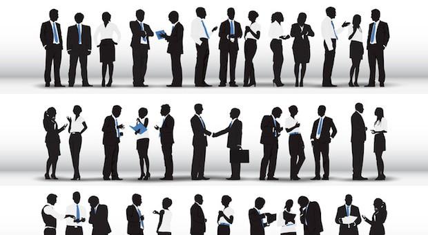 Professionelles Networking fängt bei der Vorstellung an