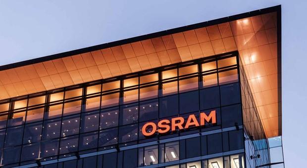 Die Zentrale von Osram in München.
