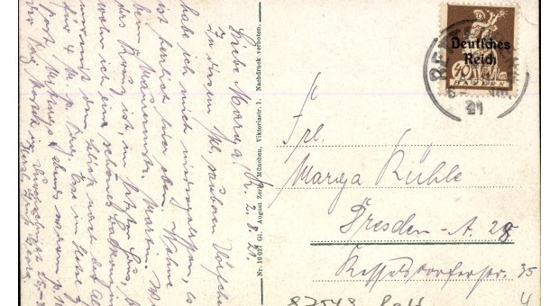 Wie man mit historischen Postkarten knapp eine Million Umsatz macht ...
