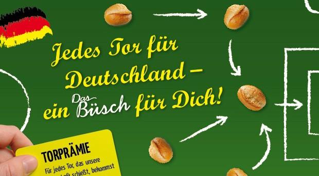 Die Rabatt-Aktion der Bäckerei Büsch in Kamp-Lintfort
