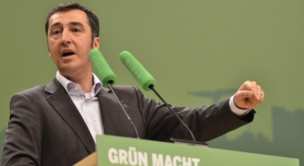 Co-Parteichef Cem Özdemir