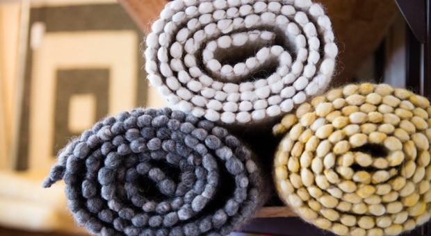 Die Teppiche von Habbishaw halten locker 30 Jahre.