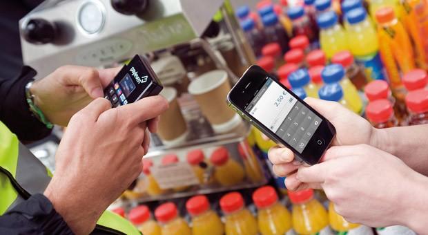 An technischen Lösungen mangelt es beim mobilen Bezahlen nicht.