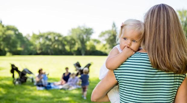 Auch selbstständige Mütter und Väter haben während der Elternzeit Anspruch auf Elterngeld.