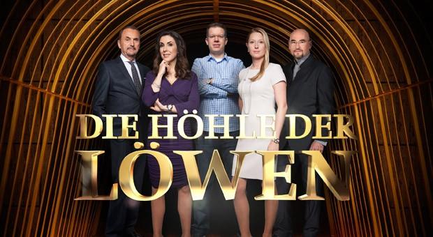 Die fünf Investoren der TV-Show