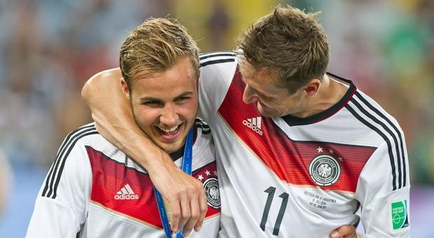 Der DFB streitet mit der Handelskette Real um den Adler auf dem WM-Trikot