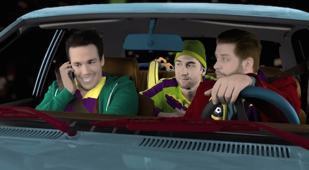 Screenshot der aktuellen Congstar-TV-Werbung