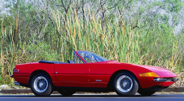 Der Ferrari Daytona Spider