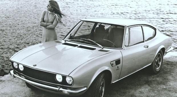 Der Fiat Dino Spider 1969