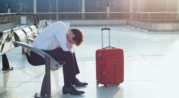 Wie viel müssen Fluggäste erdulden?
