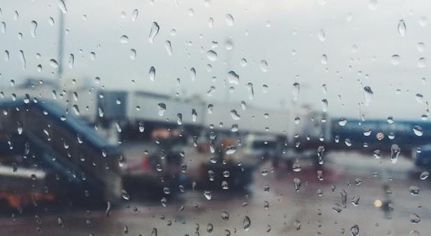Wetten auf das Wetter am Flughafen: Eine lustige Marketingidee und laut Richter kein Glücksspiel.