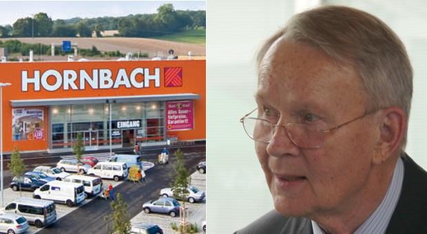 Otmar Hornbach ist gestorben.
