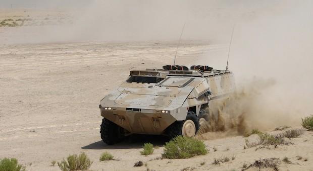 """Das Funktionsfahrzeug """"Boxer"""" von Rheinmetall Defence"""