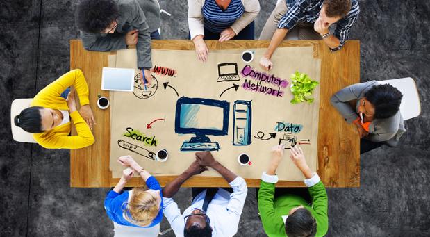 stammtisch, Tisch, Meeting, Konferenz, online, Web, Computer, Start-up, Brainstorming, Büro, Schreibtisch, Suchmaschine