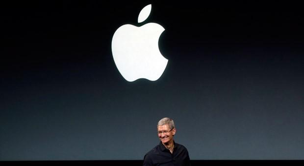 Apple-Chef Tim Cook: An diesem Dienstag will er Medienberichten zufolge in einer großen Show im Flint Theater in Cupertino  neue Produkte vorstellen.