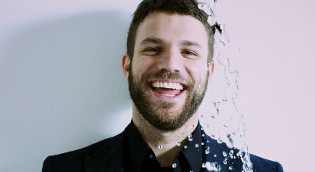 Benjamin Adrion hat Viva con Agua gegründet.