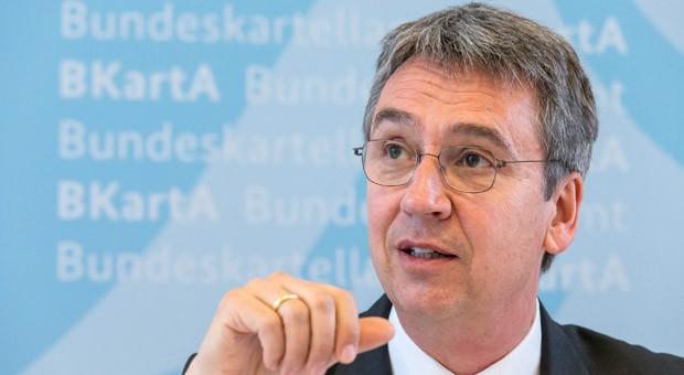 Andreas Mundt, Praesident des Bundeskartellamtes