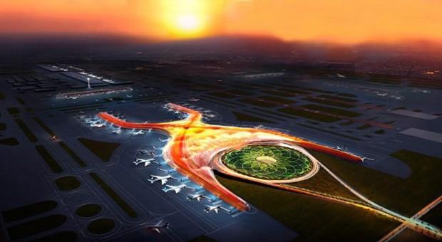 Star-Architekt Norman Foster hat den neuen Hauptstadtflughafen für Mexiko entworfen