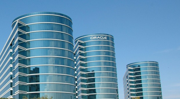 Die Oracle-Zentrale in den USA.