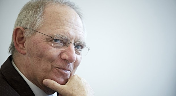 Bundesfinanzminister Wolfgang Schäuble wirds freuen: Der deutsche Staat hat im ersten Halbjahr 2014 einen satten Überschuss erzielt.