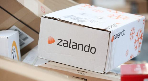 Ein Päckchen von Zalando