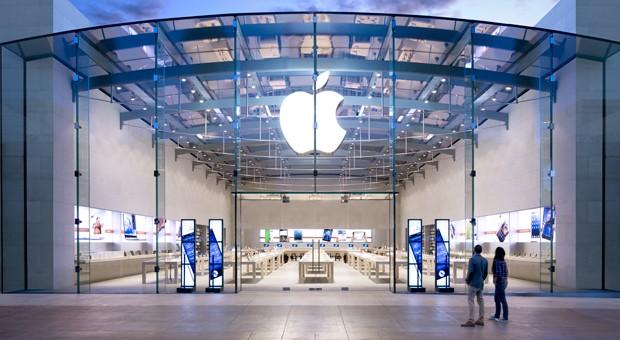 Die EU-Kommission überprüft mögliche Steuervorteile von Apple in Irland.
