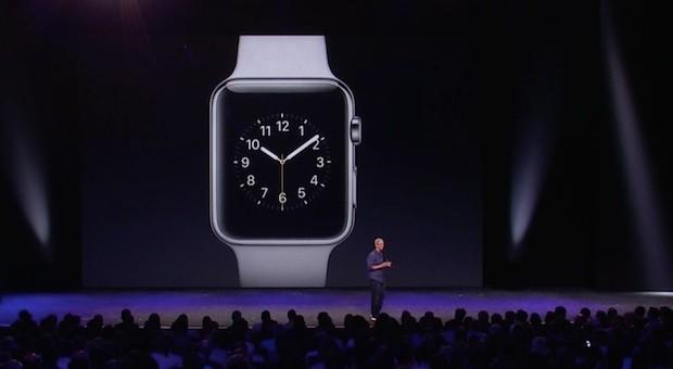 Mini-Computer fürs Handgelenk: die neue Apple Watch.