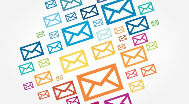 Viele Postfächer werden jeden Tag von E-Mails überflutet.