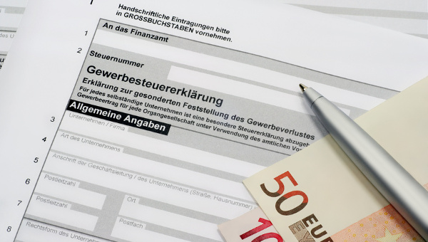 Die Einnahmen aus der Gewerbesteuer steigen weiter.