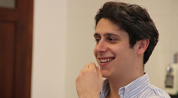"""""""Ich habe so eine Grundaggressivität im Verkauf"""", sagt Philipp Man"""