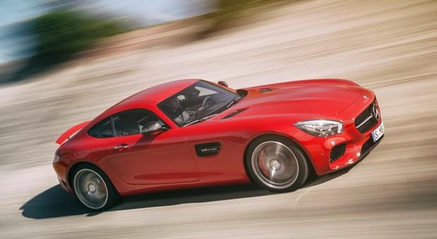 Mit dem AMG GT will Mercedes den Durchbruch bei den Sportwagen schaffen.