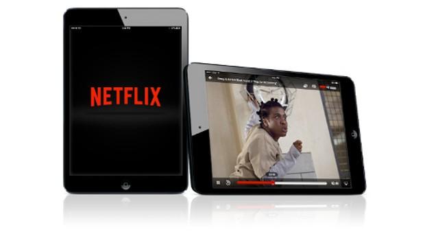 Der Anbieter Netflix startet in Deutschland.