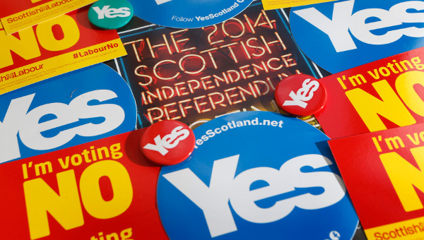 Am 18. September stimmt Schottland über eine mögliche Unabhängigkeit ab.
