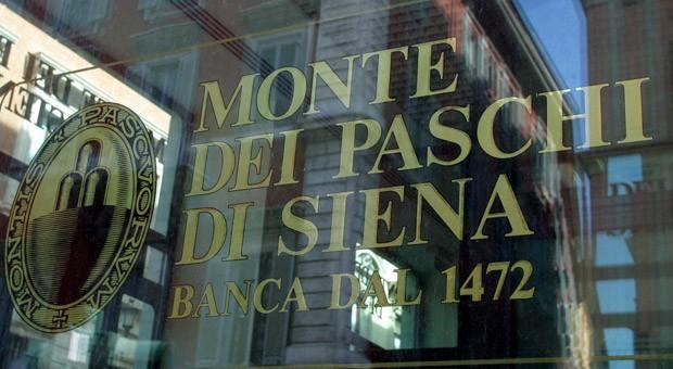 Die italienische Bank Monte dei paschi di Siena ist eine von 25, die beim Stress-Test der EZB durchfiel.