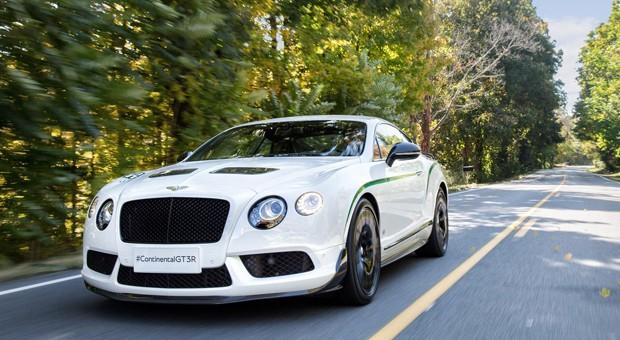 Der neue Bentley Continental GT3-R.