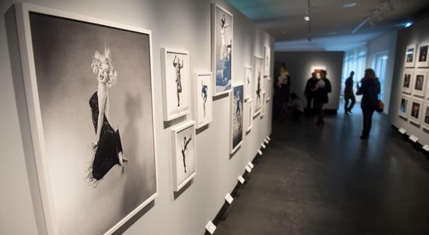"""Die Ausstellung """"Magnum. Contact Sheets"""" in den neuen Räumen: Die international renommierte C/O Galerie ist eine der deutschlandweit wichtigsten Adressen für zeitgenössische Fotografie."""
