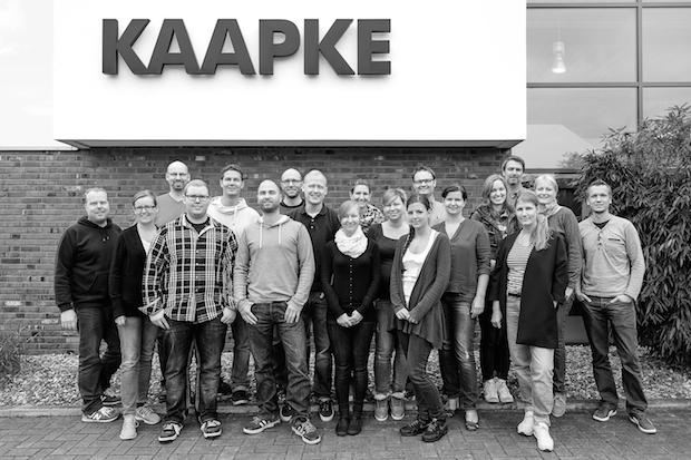 Das Team von KAAPKE aus Emstek