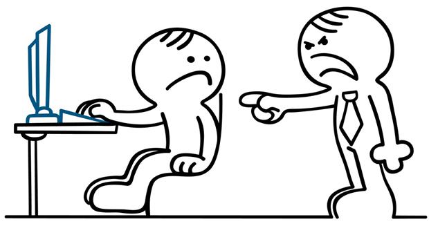 Wie geht man richtig mit Mitarbeitern um? Missverständnisse in der Kommunikation können schnell zu Mehrarbeit und Demotivation führen.