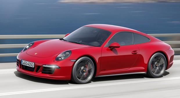 Der neue Porsche 911 GTS.