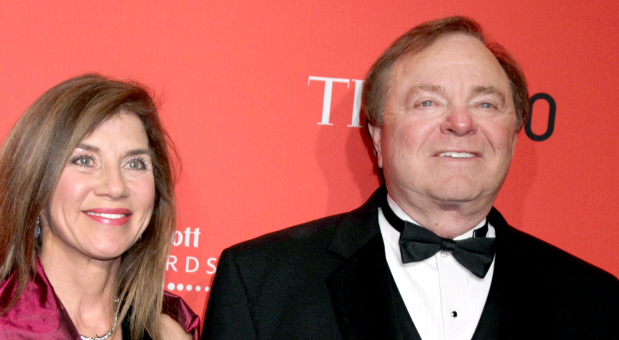 Harold Hamm und seine Ehefrau Sue Ann bei einer Gala im Jahr 2012. Nun droht dem Unternehmer die teuerste Scheidung aller Zeiten.