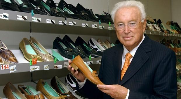 Heinz-Horst Deichmann - hier auf einem Bild aus dem Jahr 2006 - ist in der vergangenen Woche gestorben.