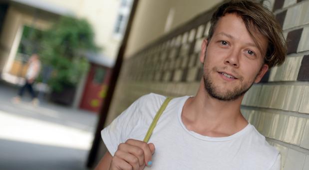 """Michael Bohmeyer gründete das Crowdfunding-Projekt """"Mein Grundeinkommen""""."""