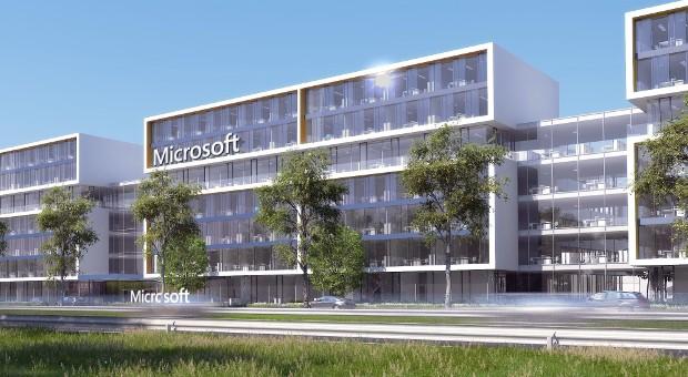 Microsoft wird 2016 seine Firmenzentrale nach München-Schwabing verlegen.
