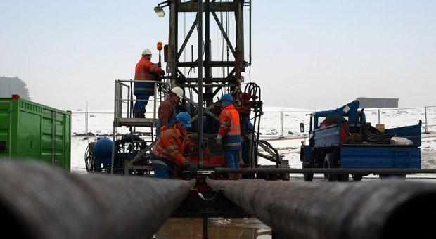 Öl-Förderung in den USA
