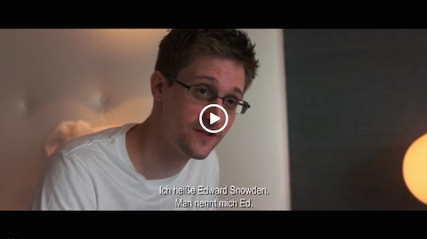 Screenshot Film Snowden