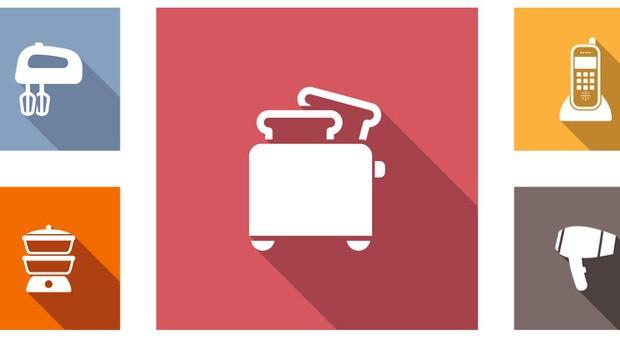 Haushaltsgeräte wie Toaster und Kaffeemaschine sollen langlebiger werden.