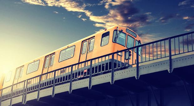 Mit Bus und Bahn unterwegs: Die Crowd sorgt für Live-Infos bei Staus und Störungen