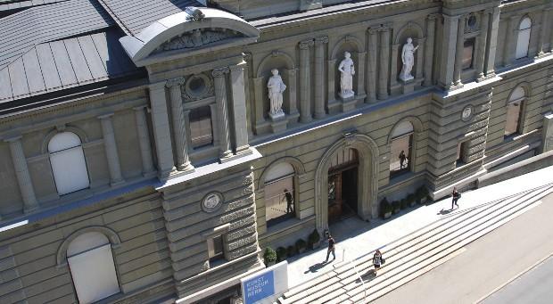 Die private Stiftung Kunstmuseum Bern nimmt die Erbschaft von Cornelius Gurlitt an.