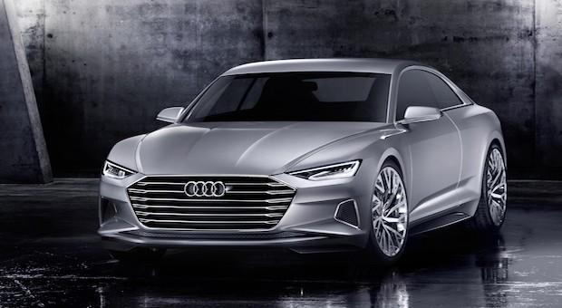 """Der """"Prologue""""-Entwurf soll die neue Visitenkarte für Audi im Oberklassesegment werden."""